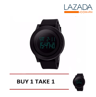 Casual LED Digital Watch