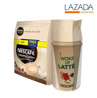 NESCAFE Creamy Latte 30pcs
