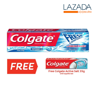 Colgate Peppermint Ice