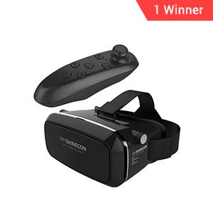VR Box w/ remote