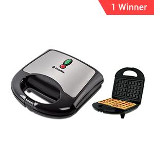 Imarflex Waffle Maker