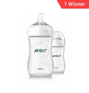 Avent Natural Feeding Bottle