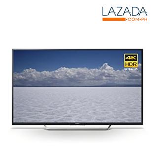 """Sony Bravia 49"""" Smart TV"""