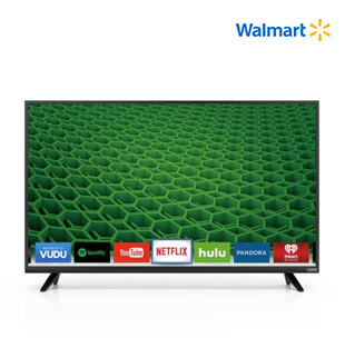 "VIZIO 43"" Smart LED TV"