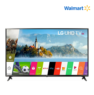 """LG 43"""" Smart LED TV"""