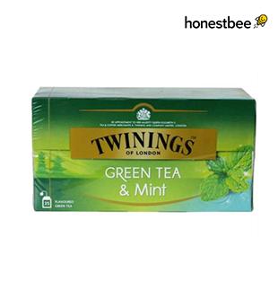 Twinings Green Tea & Mint