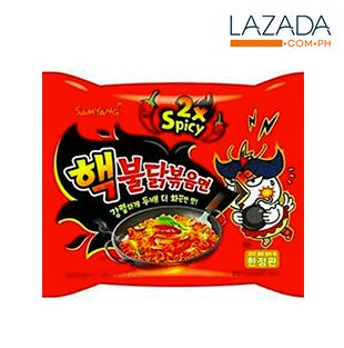 SamYang 2x Spicy (5pcs)