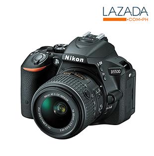 Nikon D5500 & Lens Kit