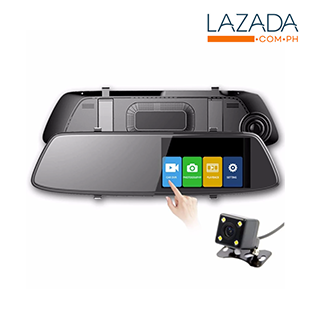 Touch Screen Dash Cam