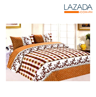 3 Pc. Queen Size Bedding