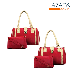 Shoulder Bag With Sling Bag