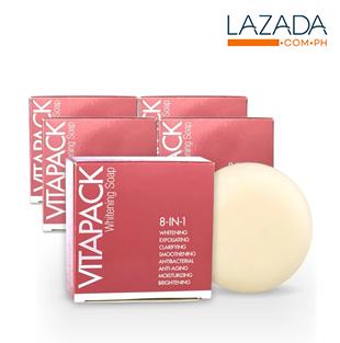 VITAPACK 8-in-1 Whitening Soap