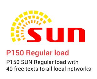 P150 SUN Load