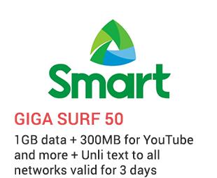 Giga Surf 50
