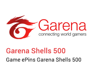 Garena Shells 500