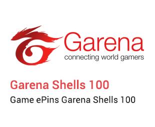 Garena Shells 100