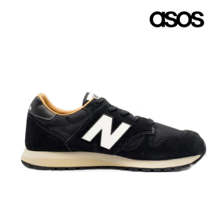 New Balance Suede Trainers