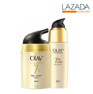 Olay Total Effects Daytime Collection