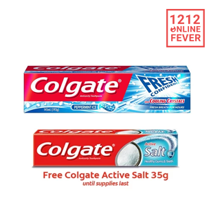 Colgate FRESH CONFIDENCE