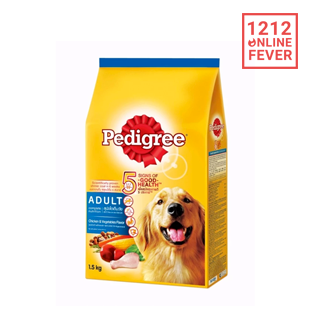 Pedigree Dry Chicken & Vegetable 1.5kg