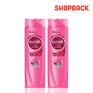 Sunsilk Smooth & Manageable Shampoo