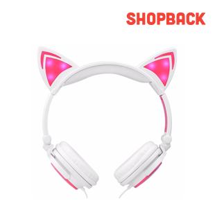 DJ Cat Ears Headphones