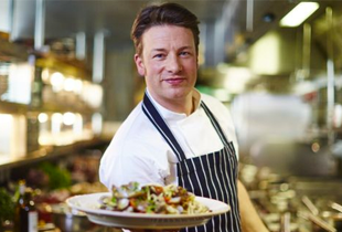 Jamie Oliver Collection: From P350