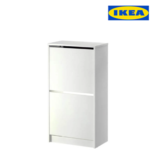 Ikea 2-Compartment Shoe Cabinet