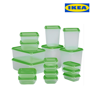 Ikea Lunch Container Set