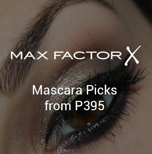 Eyeshadows on Max Factor