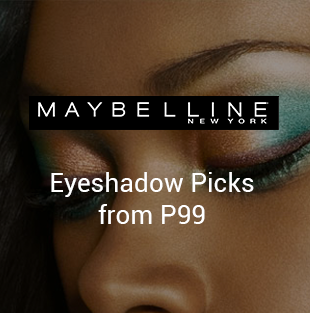 Eyeshadows on Maybelline
