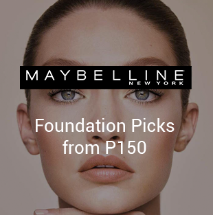 Foundation on Maybelline