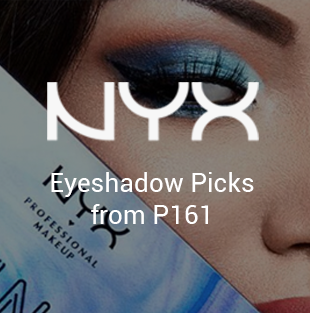 Eyeshadows on NYX