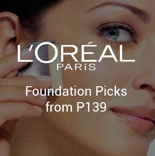 Foundation on L'Oreal