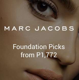 Foundation on Marc Jacobs