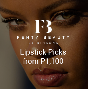 Lipstick on Fenty Beauty