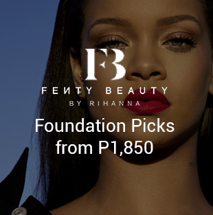 Foundation on Fenty Beauty