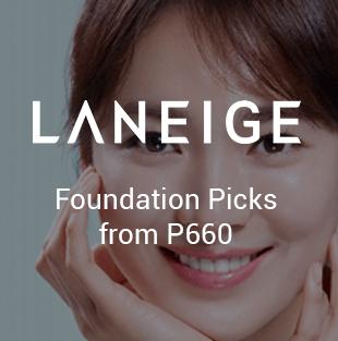 Foundation on Laneige