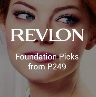 Foundation on Revlon