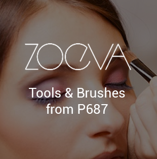 Tools & Brushes on Zoeva