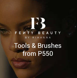 Tools & Brushes on Fenty Beauty