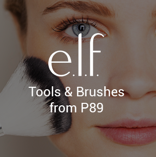 Tools & Brushes on elf