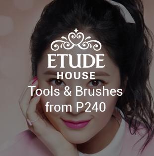 Tools & Brushes on Etude