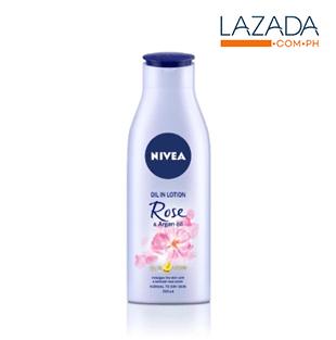 Nivea Rose & Argan Oil Body Lotion