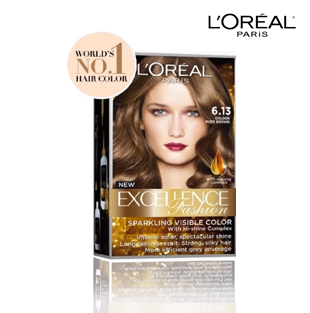L'Oreal Excellence - 6.13 Golden Nude Brown