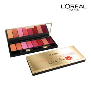 L'Oreal La Palette Lip & Cheek Tint