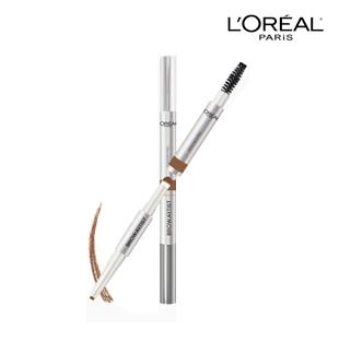 L'Oréal Paris Brow Pencil - Burgundy Brown