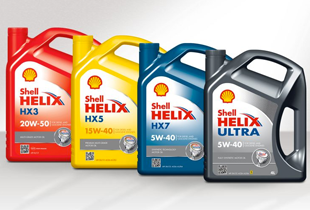 Shell Motor & Engine oils: Up to 15% off