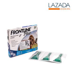 Frontline Tick & Flea Drops Pipet