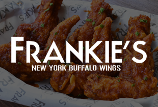 Frankie's New York Buffalo Wings is now on Foodpanda!